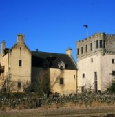 Scottish Castle near Edinburgh now available