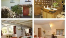 Spend your summer holiday in the Big Cornish Farmhouse!