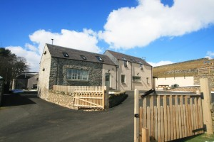Five star standard holiday house set in the Scottish Borders now available