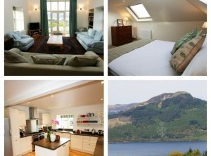 Beautiful holiday cottage in Argyllshire – just £66 per person per week!