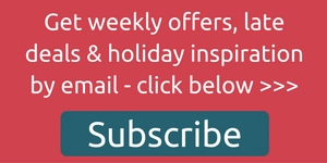 Scotts Castle Holidays email subscribe button