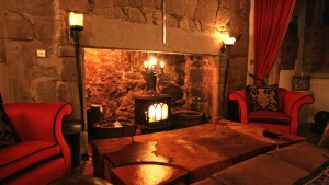 Medieval large holiday house Scotland