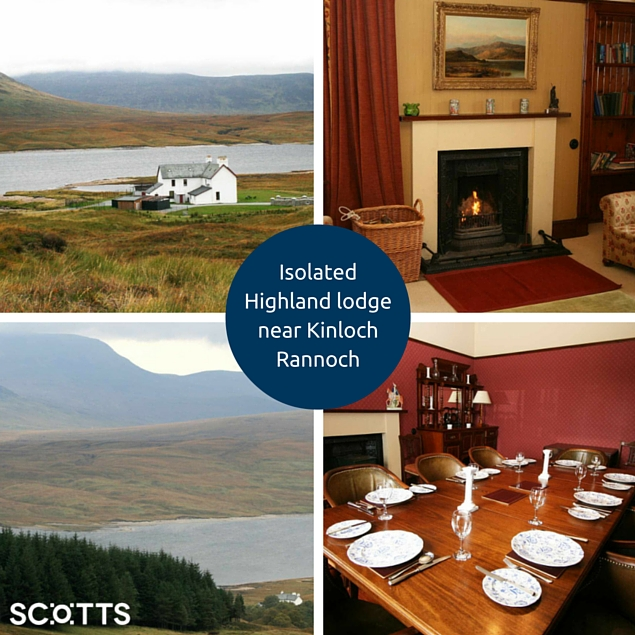 Holidays near Outlander in the Highlands