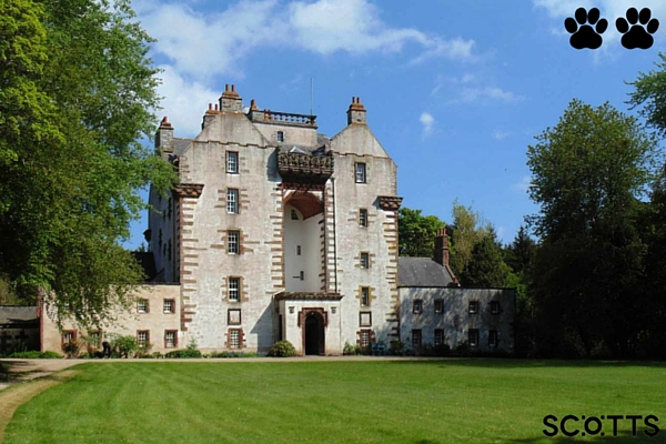 impressive fortress turriff - holiday houses your pet will love