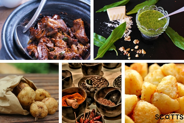 5 simple recipes for large groups