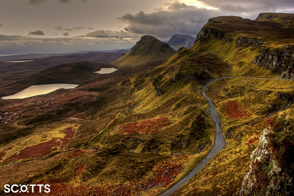 Filming locations in Scotland Skyfall James Bond one for your travel bucket list