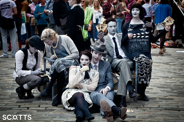 Edinburgh Fringe Festival for your bucket list