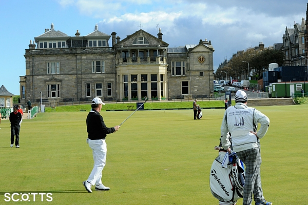 St Andrews golf course. Are Scotland's golf courses on your travel bucket list?
