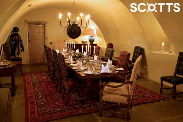 Castle Dining