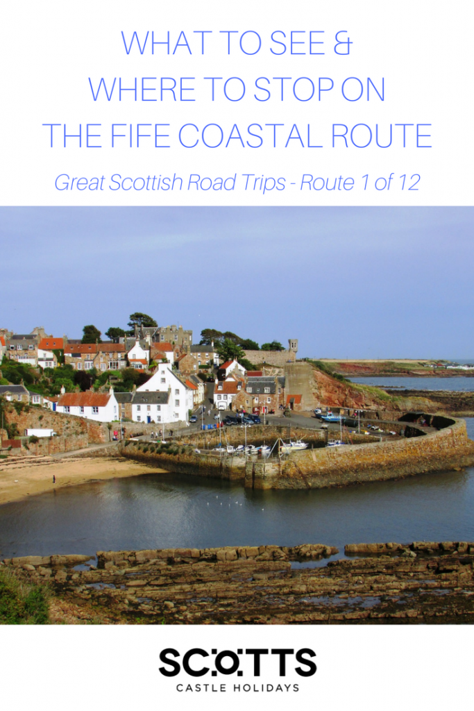 The Fife Coastal Route is one of 12 great Scottish Road Trips avoiding motorways and major roads - see an authentic Scotland