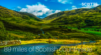Drive the Borders Historic Route This is a Scottish road trip for lovers of truly scenic landscapes.