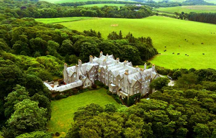 Luxury Baronial Castle, in Dumfries and Galloway