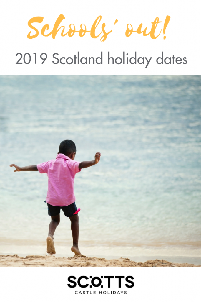 Planning a holiday in Scotland this year? Guests with and without children often ask us when the Scotland school holidays are because they want to know whether to expect places to be busy or quiet during their visit.