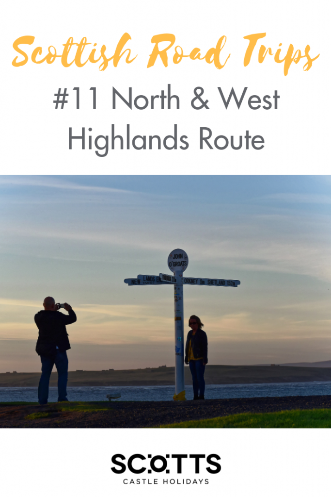 Next up in our Scottish road trips series, we explore the north-west coast, home to some of the wildest landscapes in Great Britain. The North and West Highlands Route meanders around the coastline from Ullapool to John o'Groats along 158 miles (254km).
