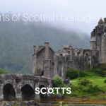 One of many castles in Scotland for an article on the potted history of castles in Scotland
