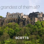 Stirling Castle is one of Scotland's best known and grandest castles