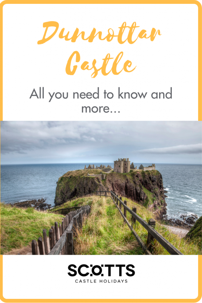The remote and dramatic location Dunnottar Castle on top of its own cliff peninsula on the road to Aberdeen, is worth a day trip. Come visit with us... Dunnottar Castle | History & visitor info | Scotts Castle Holidays
