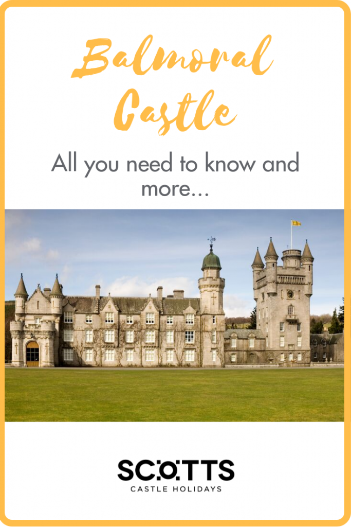 Sitting in acres of those landscapes Scotland does so well, Balmoral Castle ranks among the most famous in the world.