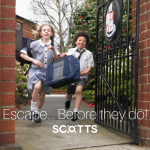 School's out - school holidays Scotland 2019/20