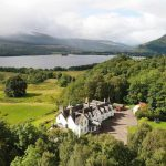 A five star luxury home overlooking Loch Tay