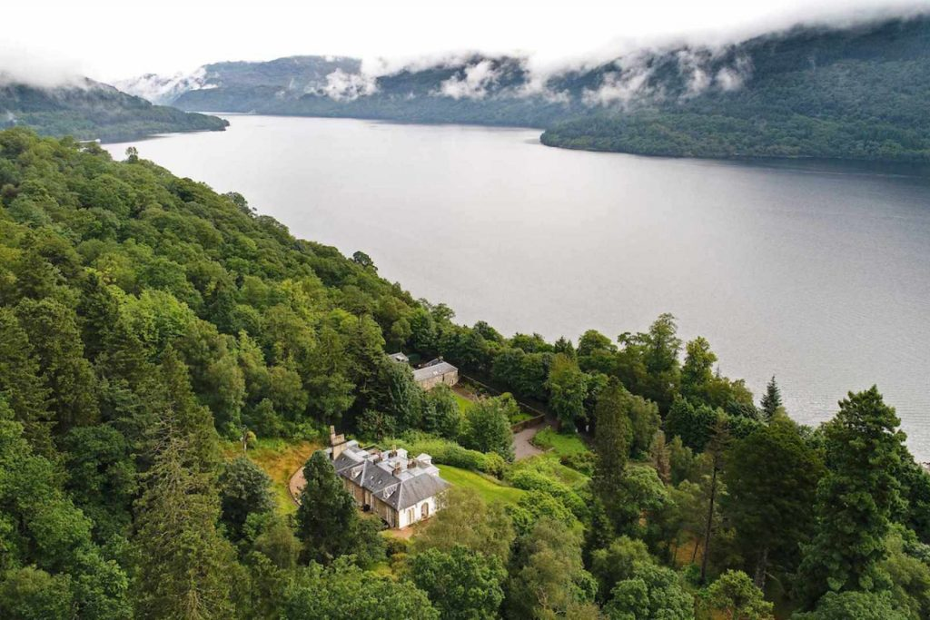 Loch Lomond Escape