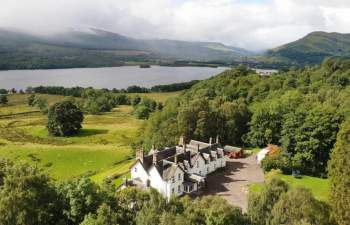 Our Top 10 Large Holiday Homes in Scotland